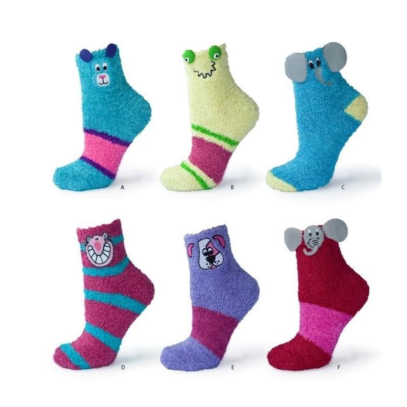 chaussettes chaussons d 39 int rieur pour femme plush. Black Bedroom Furniture Sets. Home Design Ideas