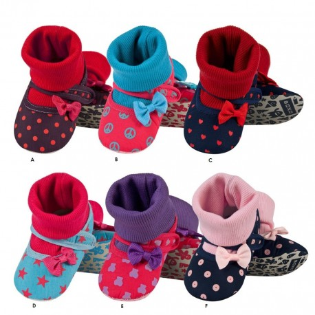 Chaussons BABY BOW