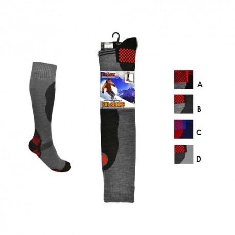 des chaussettes de ski pour homme thermiques ski. Black Bedroom Furniture Sets. Home Design Ideas