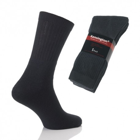 Lot de 5 chaussettes Sport KENSINGTON