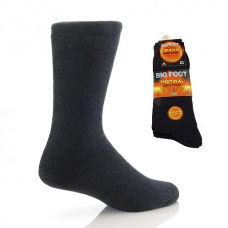 Lot de 3 chaussettes thermiques  JACK