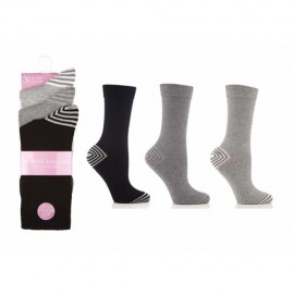 Lot de 3 paires chaussettes Jennifer Anderton ANKLE