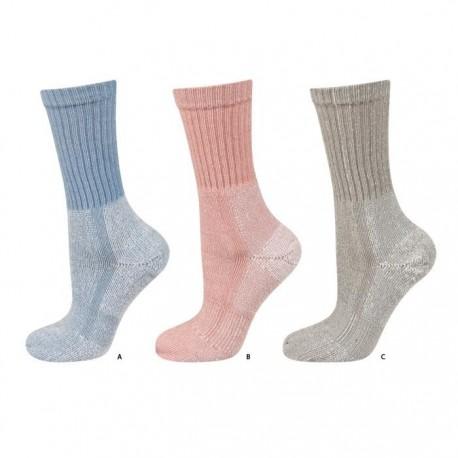 Chaussettes de randonnée Coolmax pour femme
