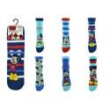 Lot de 6 paires de chaussettes MICKEY MOUSE