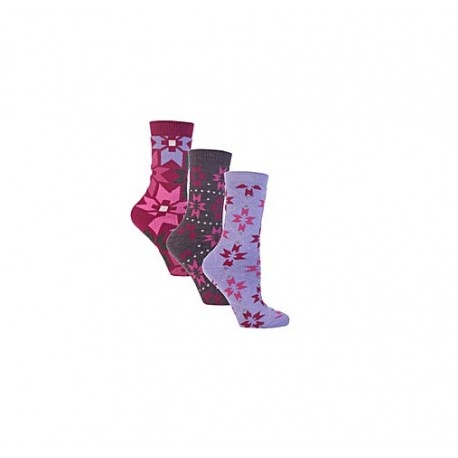 chausettes thermiques anti-froid JENNIFER ANDERTON