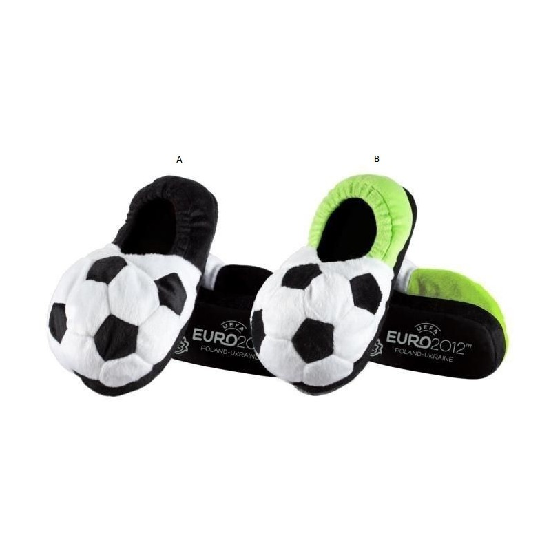 chaussons pour enfant foot ball. Black Bedroom Furniture Sets. Home Design Ideas