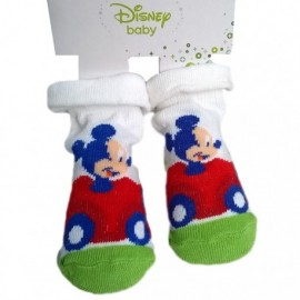 Lot de 4 paires de chaussettes disney MICKEY MOUSE BABY