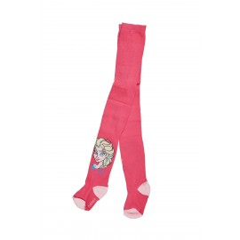 collant fuchsia Elsa reine des neiges