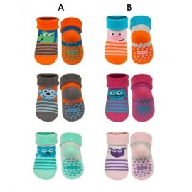 chaussettes bébé antiderapantes anti glisse