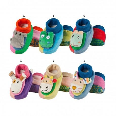 Chaussons pour bébé confort