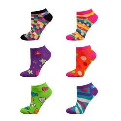 Socquettes pour femme GLOW