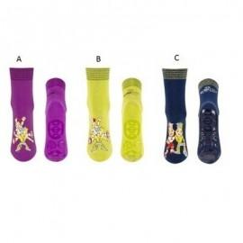 Chaussettes antiderapantes pour enfants