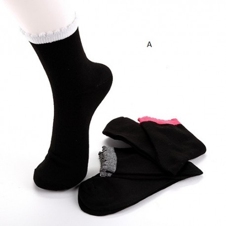 Lot de 3 chaussettes COLLERETTE