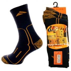 chaussettes renforcees pour travail et chaussures de securite