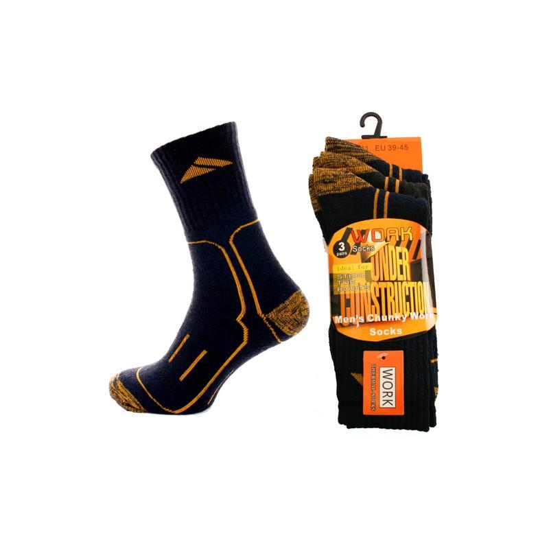 1dc60f9356c chaussettes renforcees pour travail et chaussures de securite. Loading zoom
