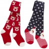 Lot de 2 collants enfant NOEL